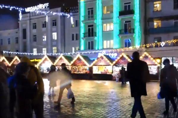 Тернопіль разом з усім світом святкує Різдво (Наживо)