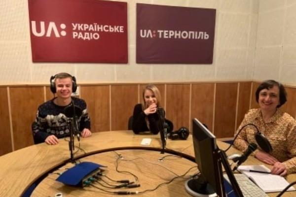 «Файному ранку» на Українському радіо Тернопіль два роки
