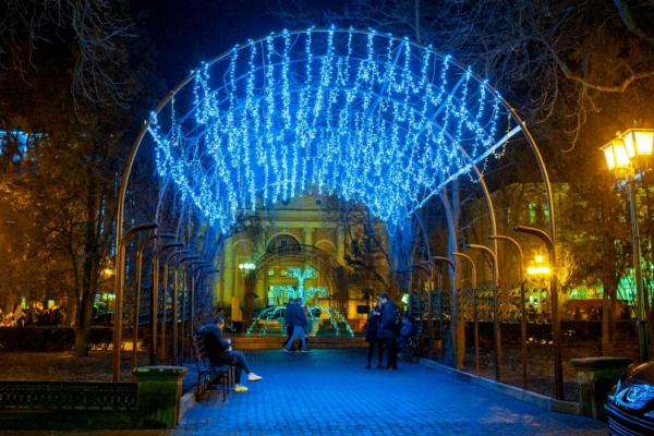 У Тернополі оновили святкову ілюмінацію