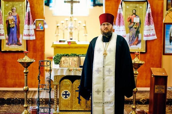 У відомого священника з Тернопільщини знову стався інсульт