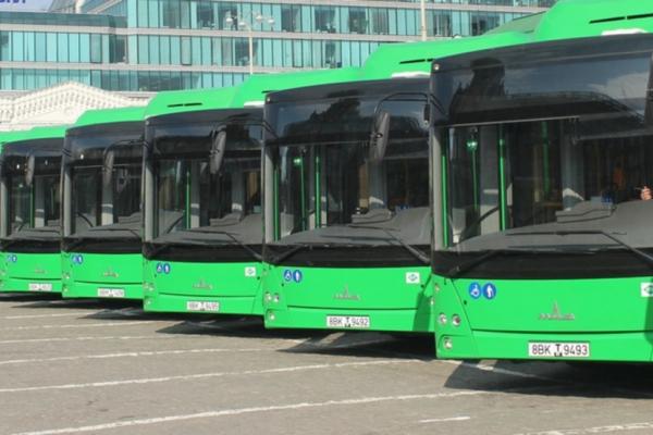 «Єдина транспортна компанія»: у Тернополі візьмуть позику для закупівлі нових автобусів