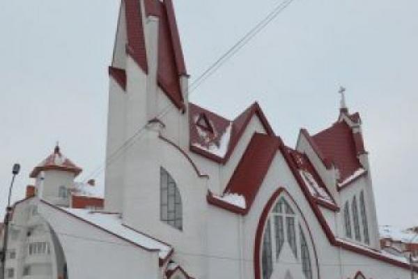 «Літургія кількома мовами світу»: у Тернополі святкують Різдво Христове