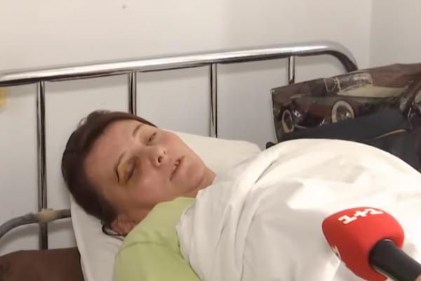 Поліція на Тернопільщині ігнорує регулярні побиття жінки її колишнім чоловіком