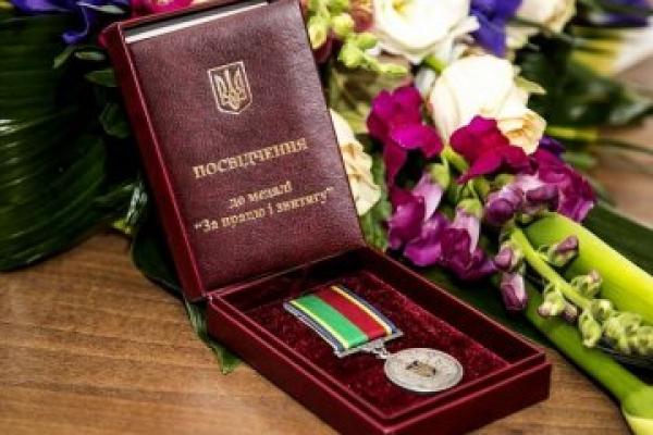 Тернопільських спортсменів нагородив Президент України
