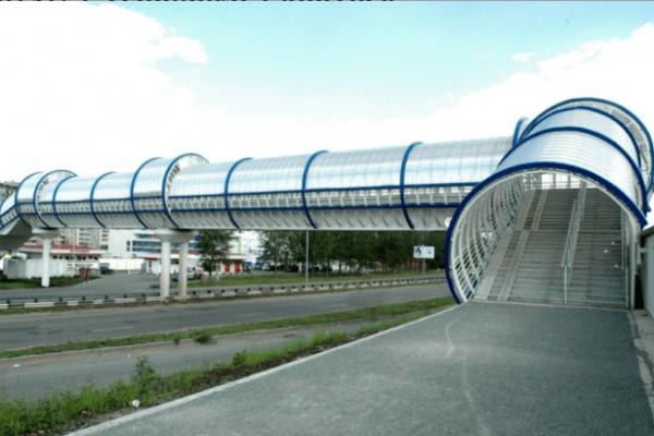 Безпека і комфорт руху: у Тернополі з'явиться надземний пішохідний міст