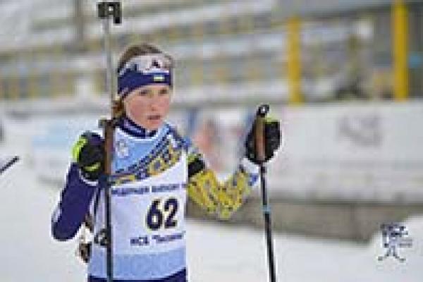 14-річну тернополянку визнали найкращою спортсменкою країни