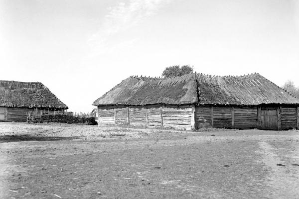 Село Вовківці на фото 1934 року