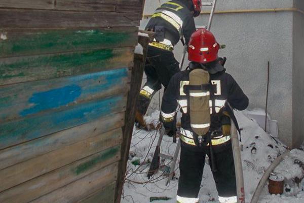 Тернопільщина: 21-річний юнак витягнув з пожежі непритомного чоловіка