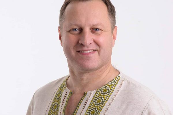 Новорічне привітання голови Тернопільської обласної державної адміністрації Ігоря Сопеля