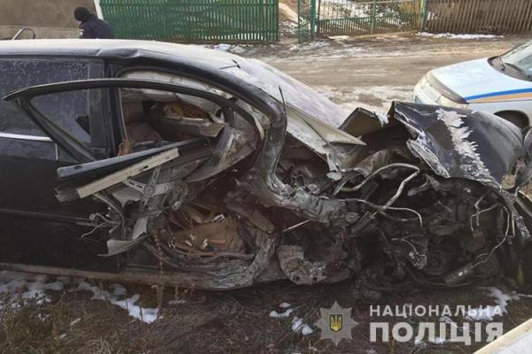 На Тернопільщині смертельне ДТП: чоловік помер у лікарні