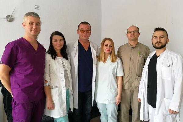 У Тернопільській університетській лікарні провели унікальну операцію