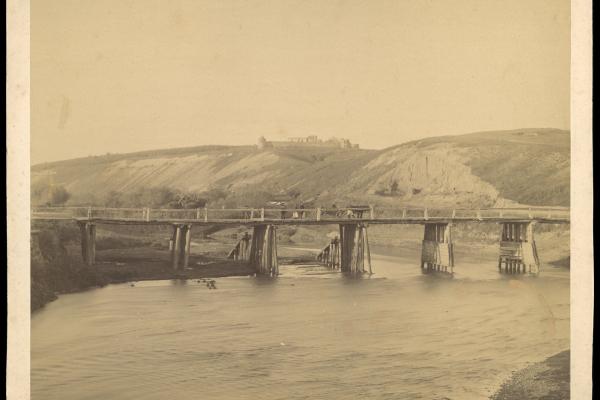 Підгорянський монастир на фото 1875 року