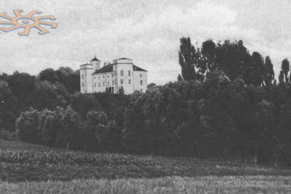Гримайлівський замок – де народилися Х-промені та українська Біблія