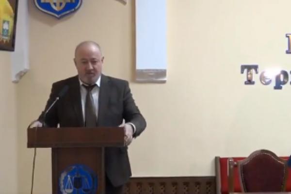 У Тернополі представили нового прокурора (Відео)