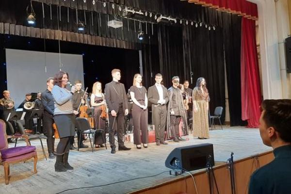 «Привид Опери» завітав на сцену Тернопільської філармонії