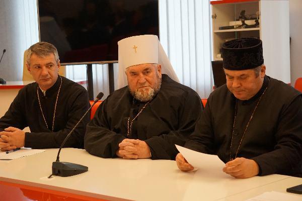 У Тернополі відбулося засідання Ради Церков
