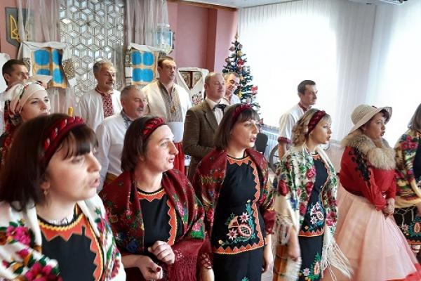 Передріздвяний добрий вечір по-коханівськи (Фоторепортаж)