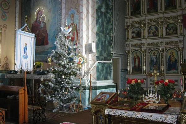 З Різдвом Христовим, Теребовле кохана