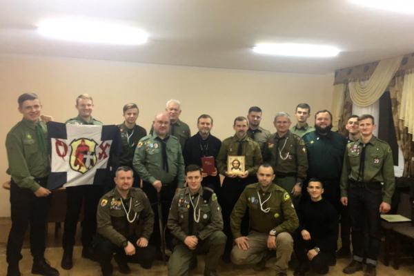 Тернопільщина: у Зарваниці відбувся з'їзд «Ордену Хрестоносців»