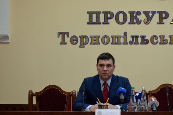 Новий прокурор Тернопільської області Петро Бойко пообіцяв відновити довіру людей до прокуратури