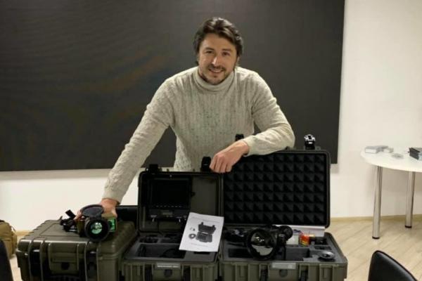 Сергій Притула за рік зібрав для армії понад 5,3 млн грн