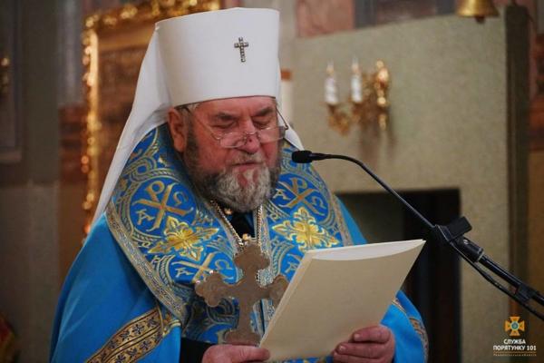 Різдвяне послання  високопреосвященного владики Василія Семенюка