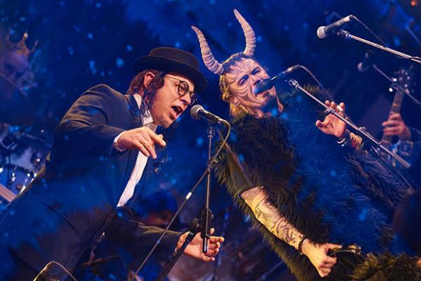 ТНМК поділився секретом щодо різдвяного концерту в Тернополі та привітав фанів з 2020-м роком