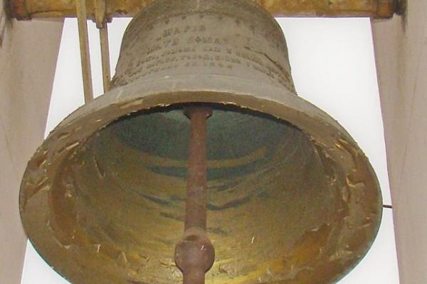 У Стінці Бучацього району ледь не побилися через церковний дзвін