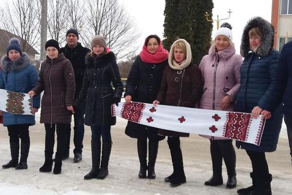 У селі Яблунів Копичинецької ОТГ проходять три міжнародних фестивалі - спільнота отримає сертифікат