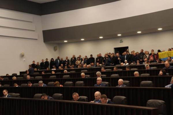 13 січня депутати Тернопільської облради зберуться на сесію