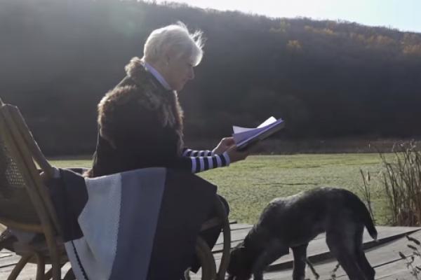 Жінка з Тернопільщині відмовилась жити в США і переїхала жити на хутір (Відео)