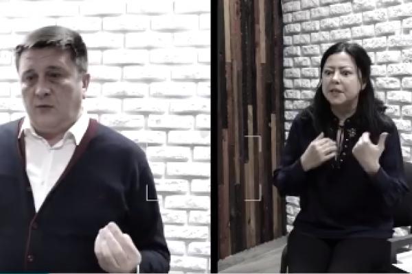 Різдвяна пісня: тернопільські композиторка та поет створили особливий трек
