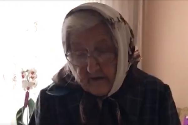Тернополянка Марія Романюк відсвяткувала 100-річний ювілей