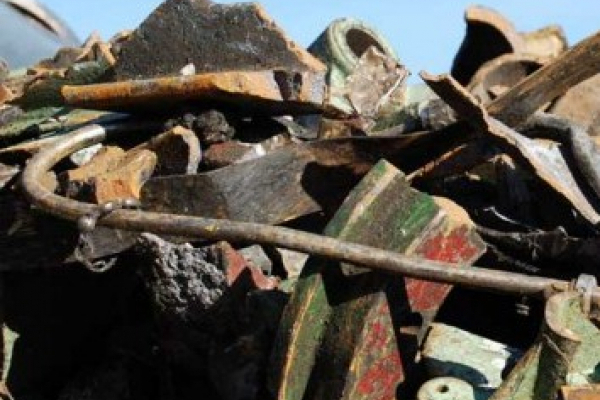 З нежилого будинку тернополянина вкрали 300 кілограмів металобрухту