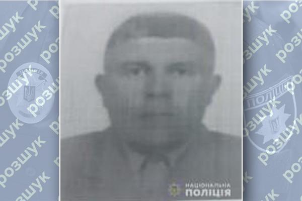 У Великій Березовиці на Тернопільщині зник чоловік