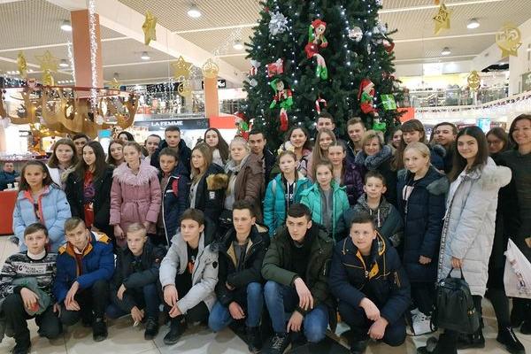 Для талановитих дітей Шумщини організували розваги у Тернополі