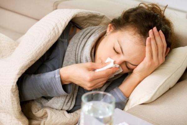 Тернопіль: рівень захворюваність на грип та ГРВІ нижчий ніж минулого року
