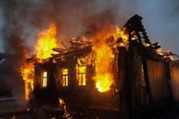 Тернопільщина: у пожежі загинула пенсіонерка