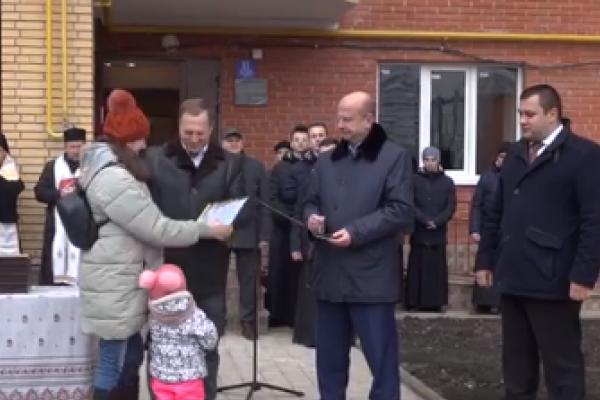 14 сімей Тернопільщини отримали житло за програмою пільгових кредитів
