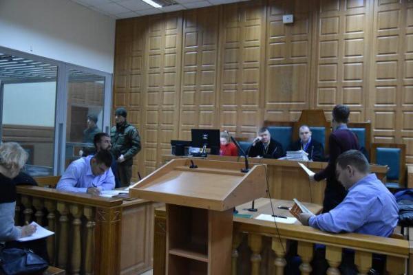На судове засідання по справі вбивства Віталія Ващенка знову не прибув жоден свідок