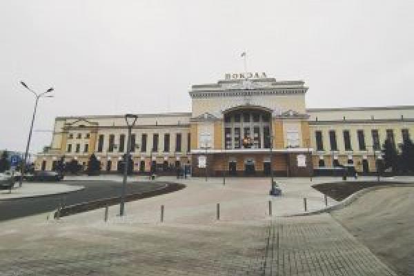 Тернопіль: реконструкція Привокзальної площі завершена