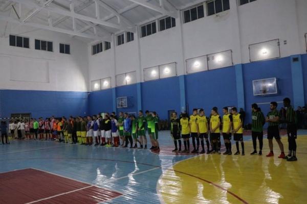 У Тернополі відбувся турнір з футзалу пам'яті Андрія Пушкаря