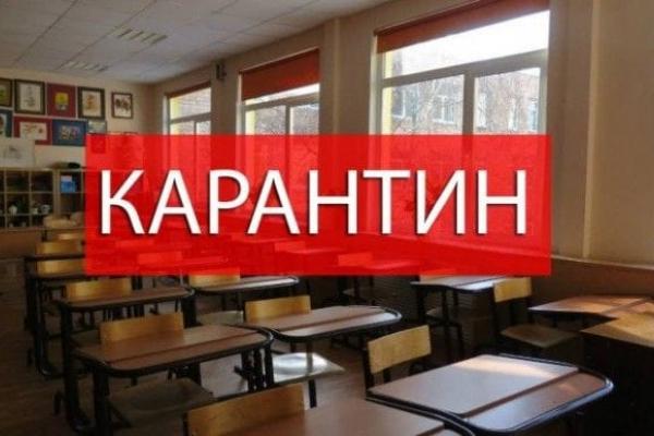 Карантин!: на Тернопільщині зупинили навчальний процес у навчальних закладах