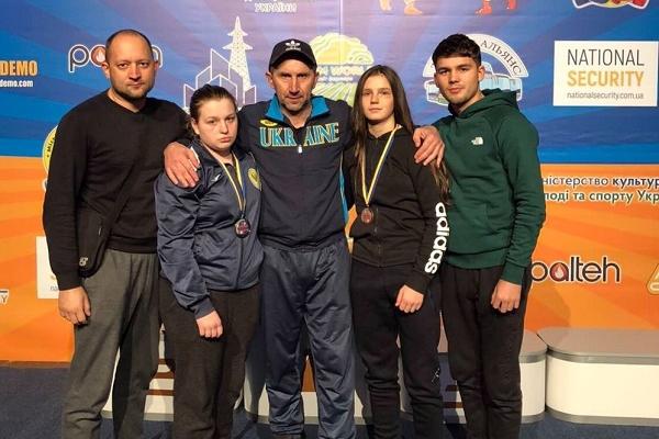 Тернопільські боксерки привезли медалі з чемпіонату України з боксу