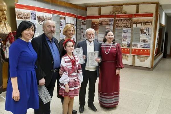 Вручено Всеукраїнську літературно-мистецьку премію імені Братів Лепких