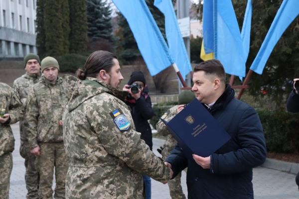 Віктор Овчарук: «Оборона Донецького аеропорту показала усьому світові, що Україну неможливо перемогти»