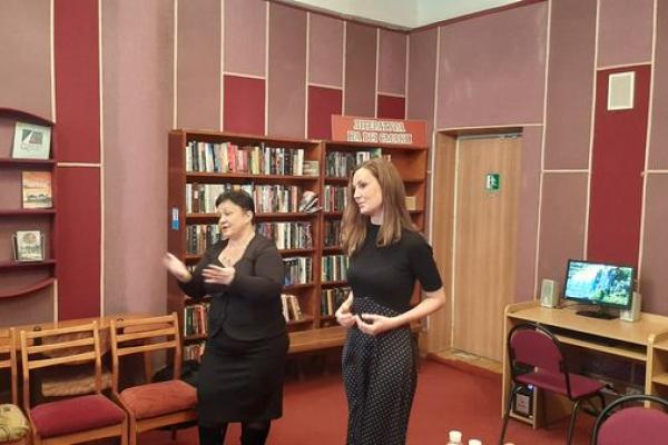 «Почути» почує вся Україна – з мистецьким проєктом завітали до Тернополя