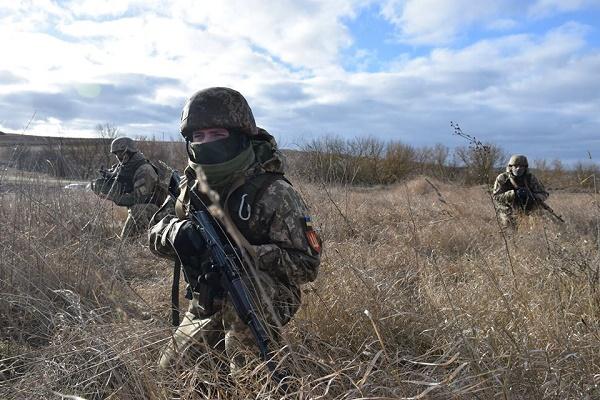 Тернопільські артилеристи беруть участь у тактико-спеціальних навчаннях