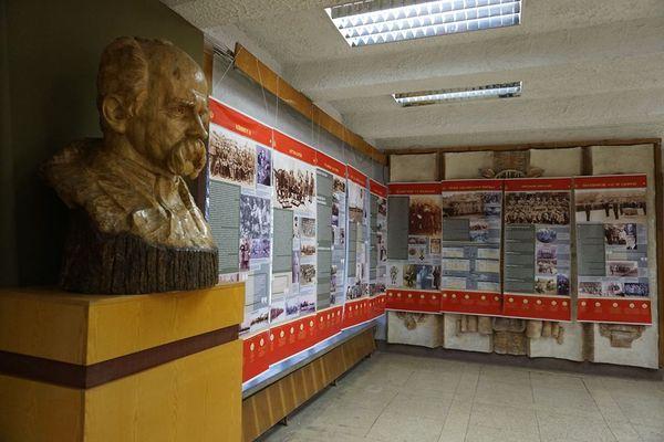 У краєзнавчому музеї Тернополя відкрили виставку «Українське військо: 1917-1921»