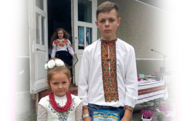 «Відчував, що хтось лишився у полум'ї»: 15-річний Сергій Гловіцький з Тернопільщини претендує на премію «Герой-рятівник року»